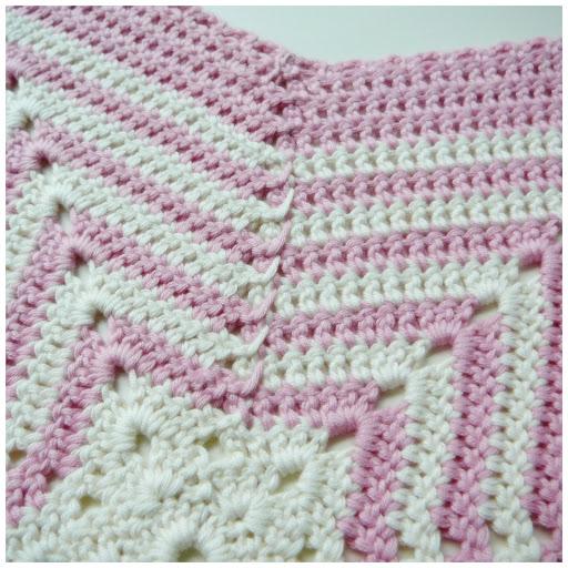 Pitusas petetes manta de apego con amigurumi free pattern - Esquema punto estrella crochet ...