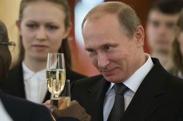 Barat Tak Akan Bisa Isolasi Rusia