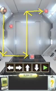 100 Locked Doors 2 soluzione livello 17 level 17