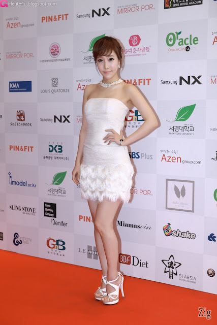 4 Im Min Young - Asia Model Festival Awards-very cute asian girl-girlcute4u.blogspot.com