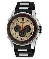 Buy Maxima Ego Analog-Digital Silver Dial Men's Watch – E-34323PPAN at Rs.999 only at Amazon