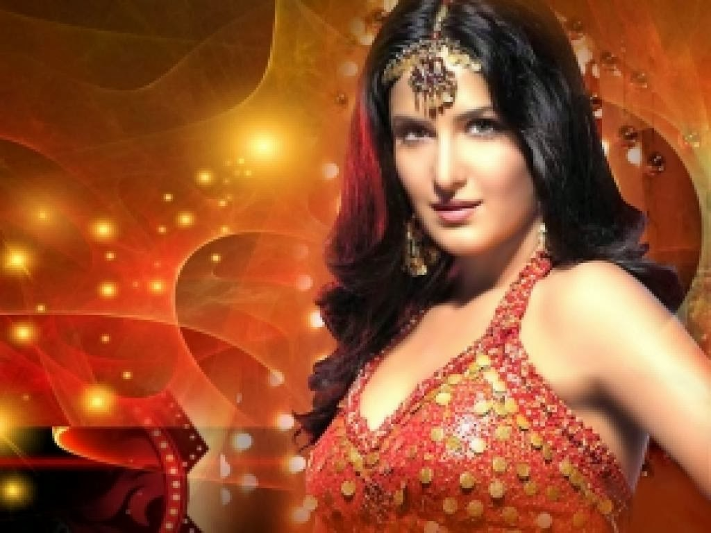 Katrina Kaif Hot Bollywood Actress
