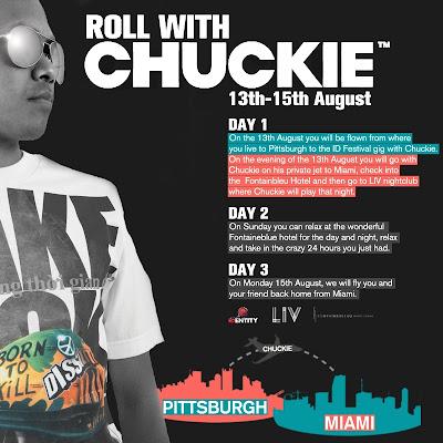Chuckie US Tour