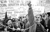 """""""Sin sujeto histórico no hay futuro"""" - texto de texto de Armando B. Ginés - publicado en junio de 2013 en La barricada cierra la calle pero abre el camino Maniftrabajadores"""