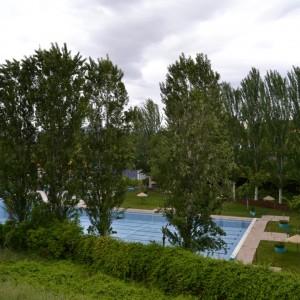 Juan salmer n juan salmer n en piscina municipal de for Piscina municipal de granada