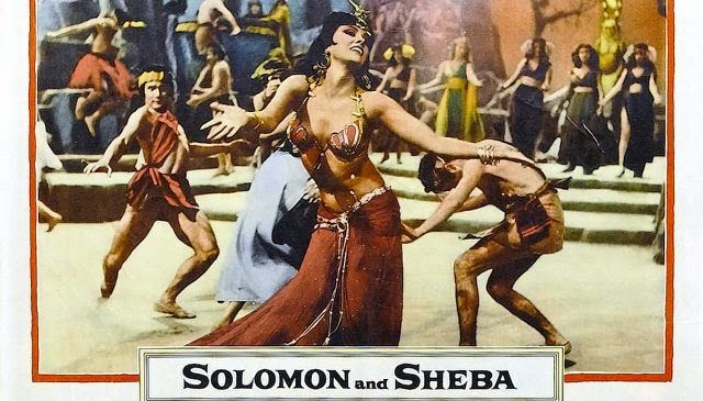 Salomón y la reina de Saba, película