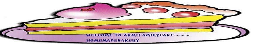 Akmi Family Cake