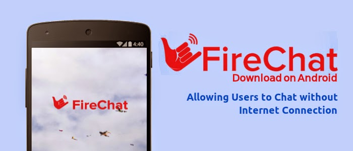 Download FireChat Android