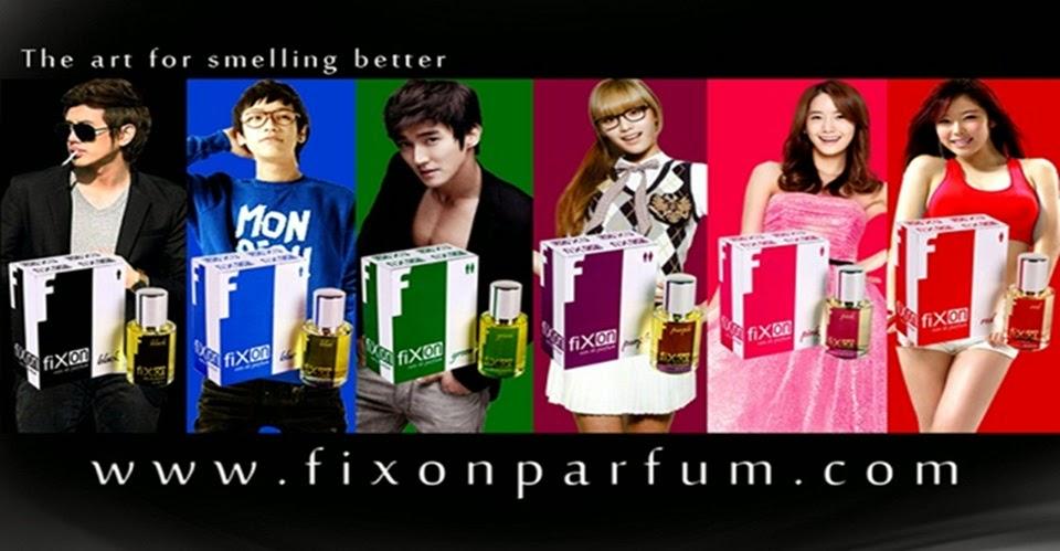 fiXOn Parfum peluang USAHA PARFUM yang mengUNTUNGkan
