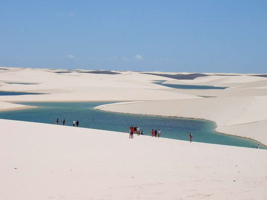 Indahnya Taman Nasional Lençóis Maranhenses Pantai_Padang_pasir%255B6%255D