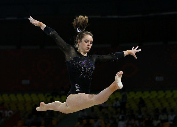 I Flip For Gymnastics New Zealand Gymnasts At The