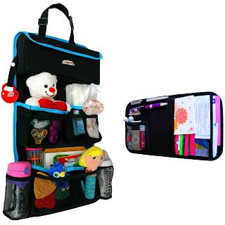 Backseat Car Organizer & Car Visor Organizer Review, tomoson, review, car, organizer, #fancymobility, car organizer