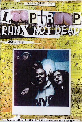 Looptroop – Punx Not Dead EP (Cassette) (1998) (192 kbps)