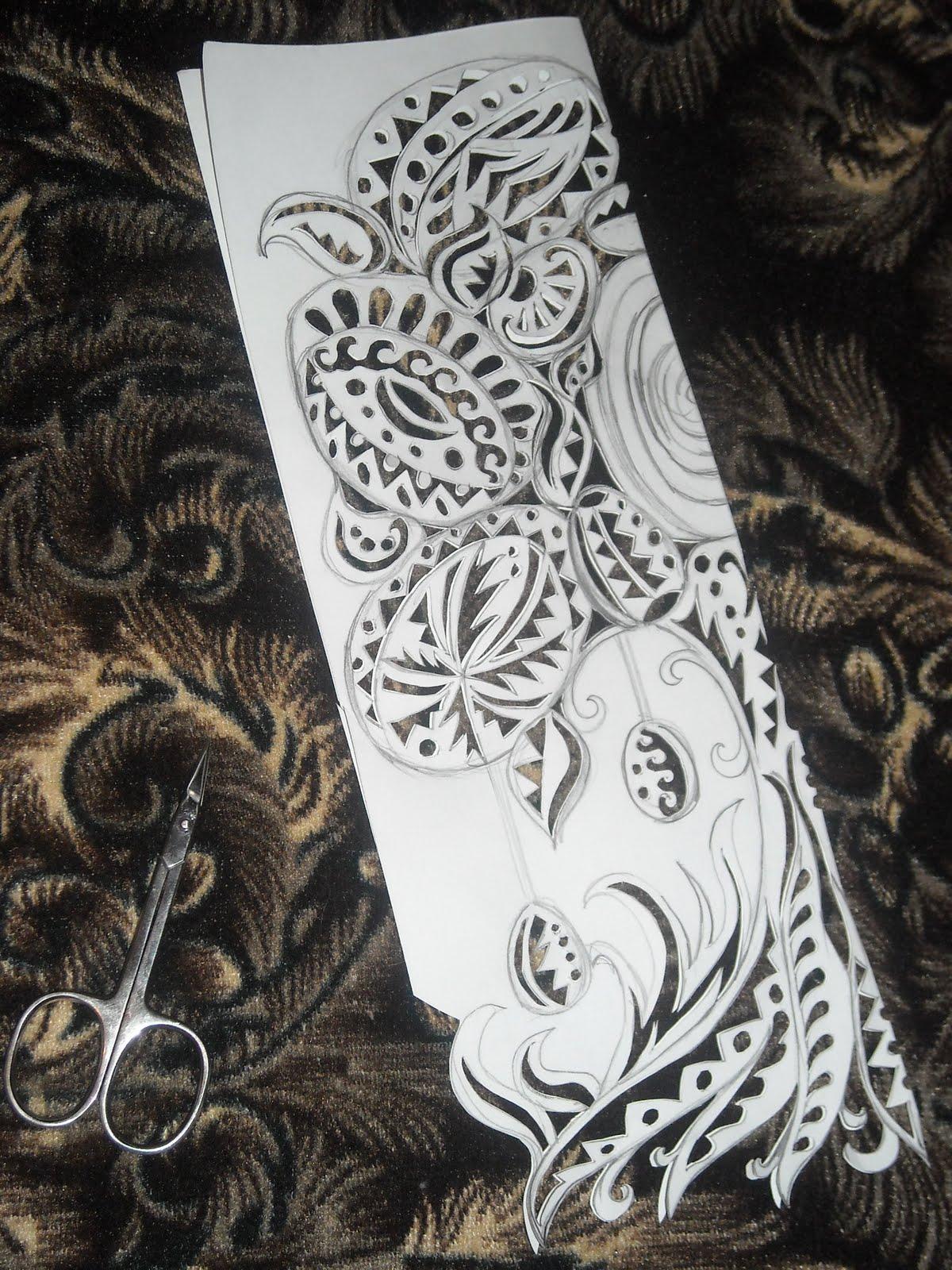 витинанка з паперу шаблони зима