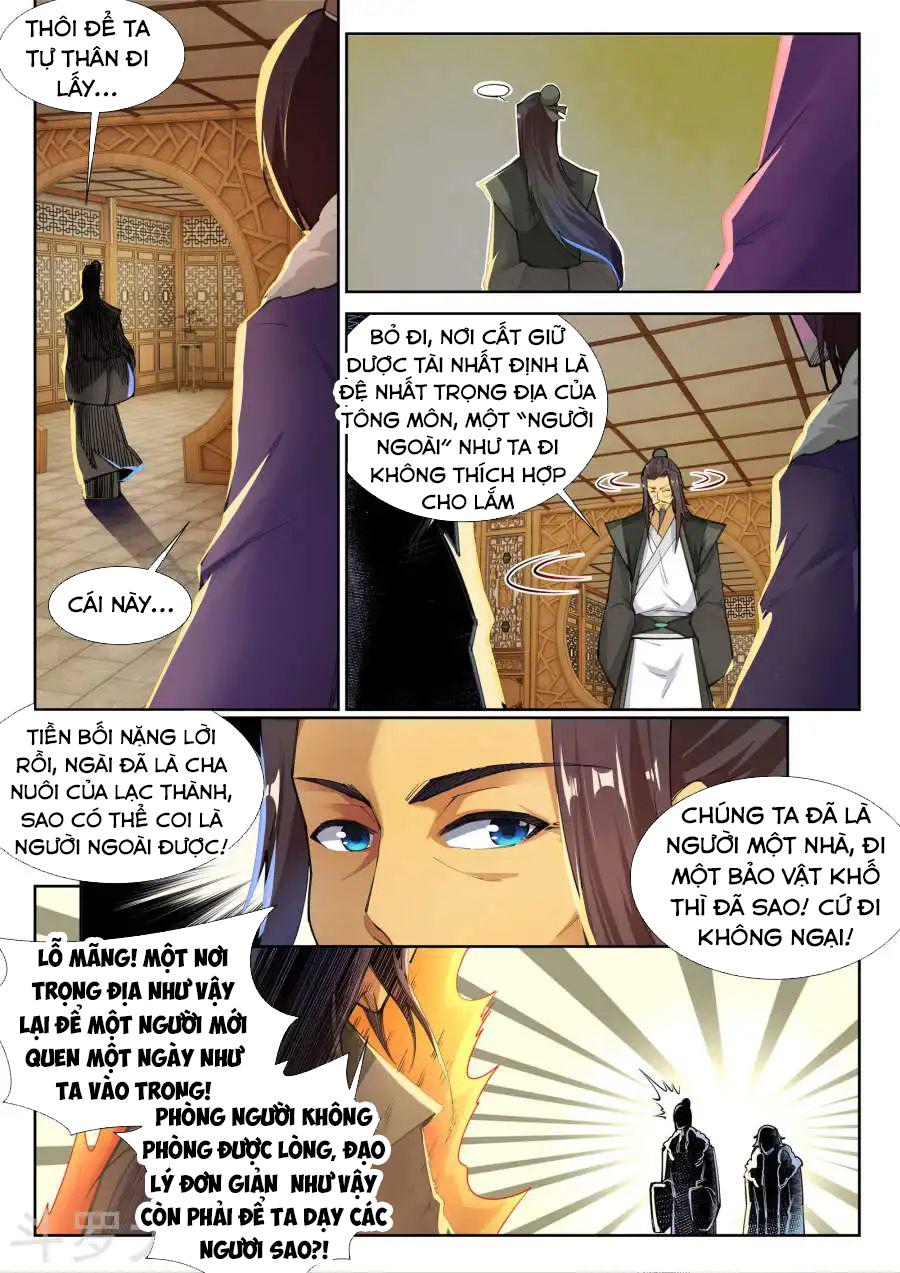 Nghịch Thiên Tà Thần Chap 81 Upload bởi Truyentranhmoi.net