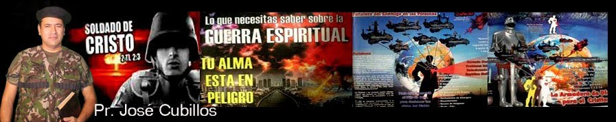 MENSAJES  DE GUERRA ESPIRITUAL