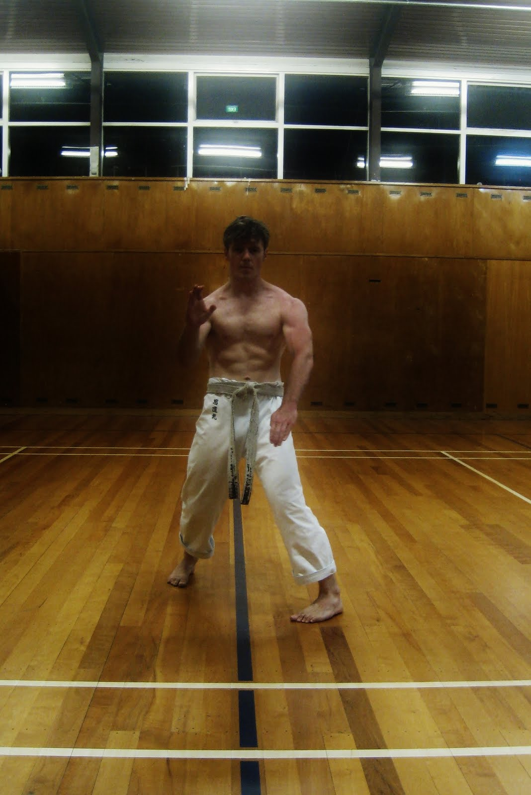 Andr 233 Bertel S Karate Do July 2013
