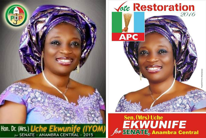 Uche Ekwunife Not Qualified To Contest Anambra Central Senatorial Re-run Election - APGA