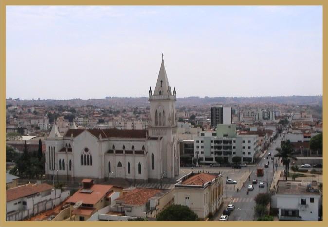 Igreja Matríz de Patos de Minas