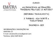 CURSO DA EMATRA
