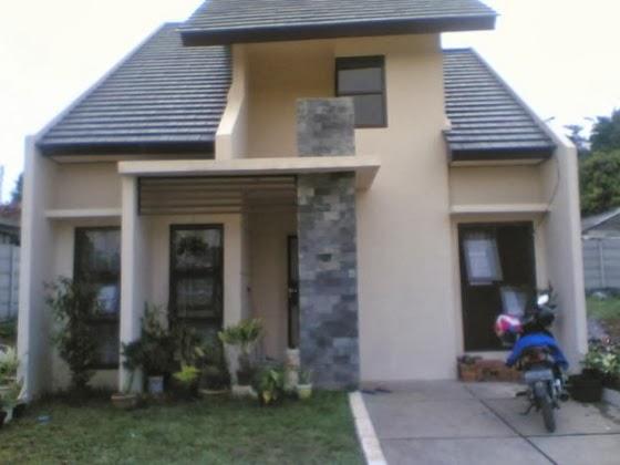 warna cat dinding eksterior rumah minimalis