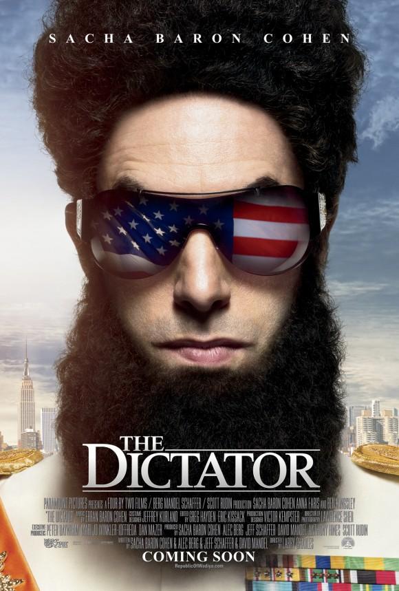 El Dictador [2012] [Dvdrip] [Sub Español]