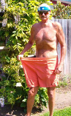 Same Orange Shorts!