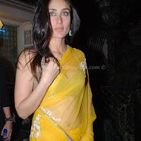 Kareena hot  in saree