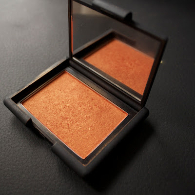 nars taj mahal orange blush
