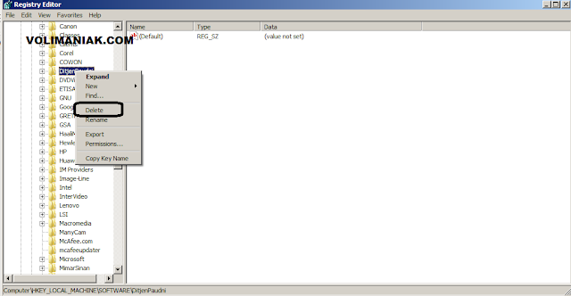 cara instal aplikasi dapopaudni 1.1.2 eror