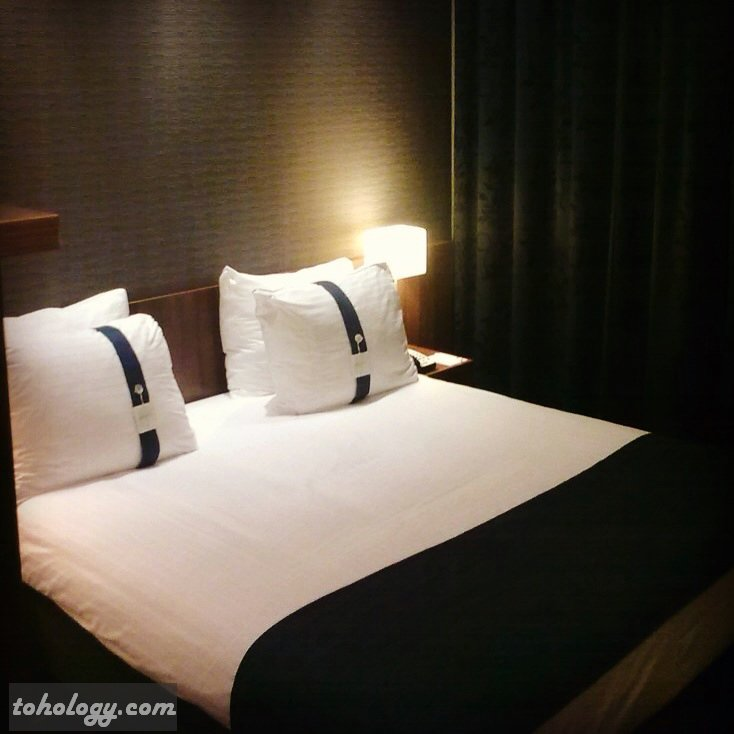 Holiday Inn Express Amsterdam – Schiphol, standard room
