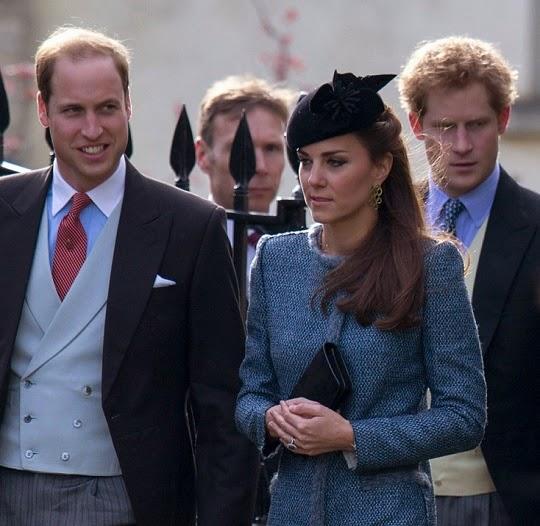 VJBrendan.com: Prince William, Kate Middleton, And Prince