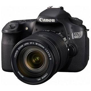 Kamera SLR Canon EOS 60DL