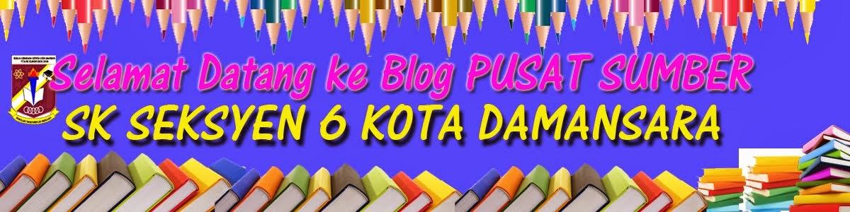 Pusat Sumber Sekolah Sk Seksyen 6 Kota Damansara