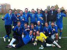 Pokalskapet - Kretsmester i 7.divisjon 2011