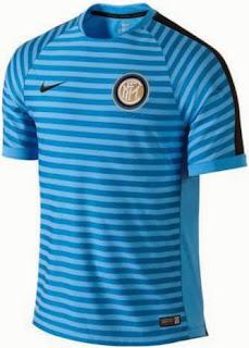 gambar jersey prematch inter milan terbaru, musim 2014/2015