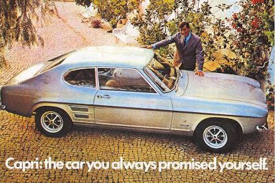 Coche Ford Capri