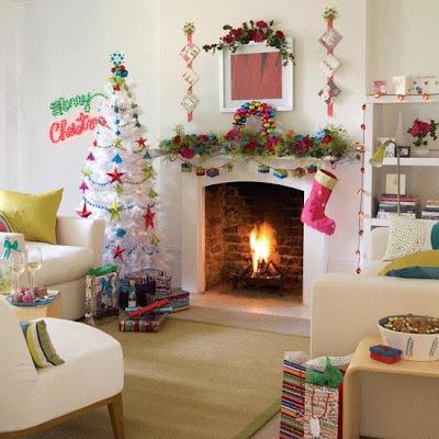 Living Room Christmas 2011-2