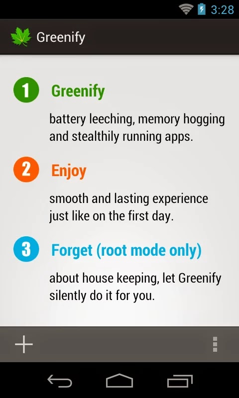 Greenify *ROOT* v2.3 build 6 beta + Donation Package v2.3