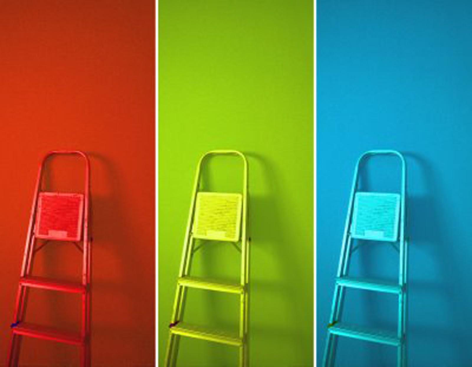 Poderosos colores entrevista que me hizo federico kukso - Colores que pegan con el azul ...