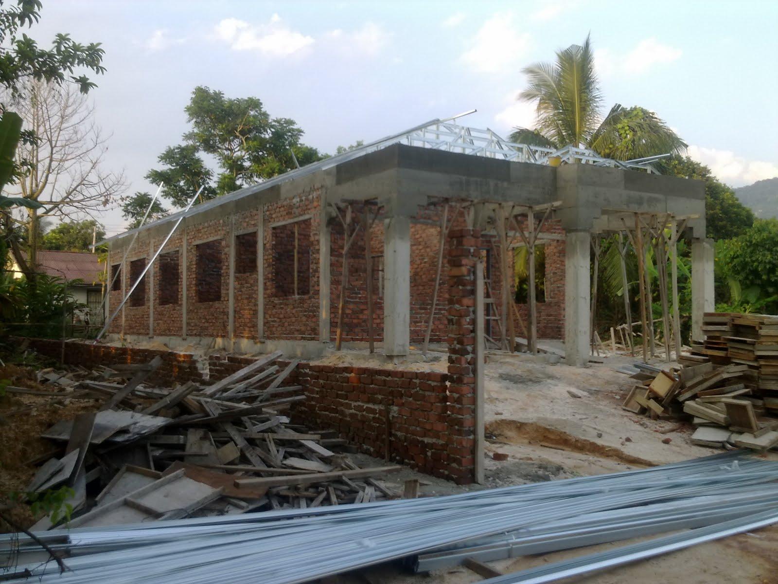 Bina Rumah Tangga Alang Rumah dan Kekuda