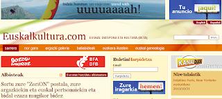 Euskalkultura - www.euskalkultura.com