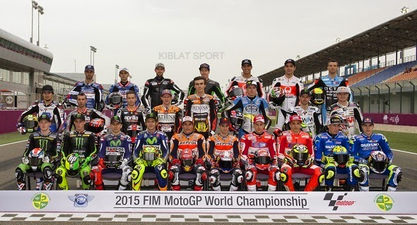 Hasil Free Practice 1 2 3 4 MotoGP 2015