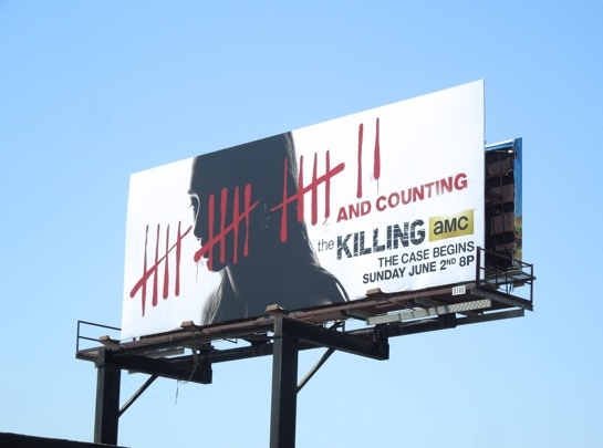 Killing 3 billboard
