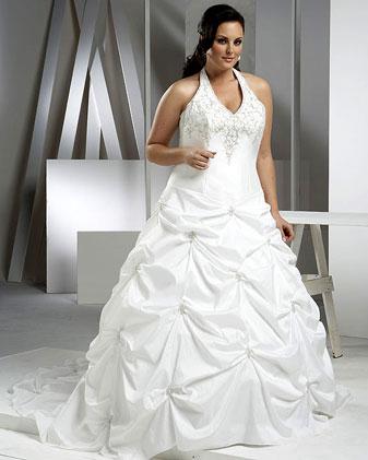 Seleccione el vestido de novia Plus   Vestidos de novia talla extra