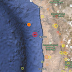 Ισχυρή σεισμική δόνηση 7 R πρίν απο λίγη ώρα στην Χιλή.