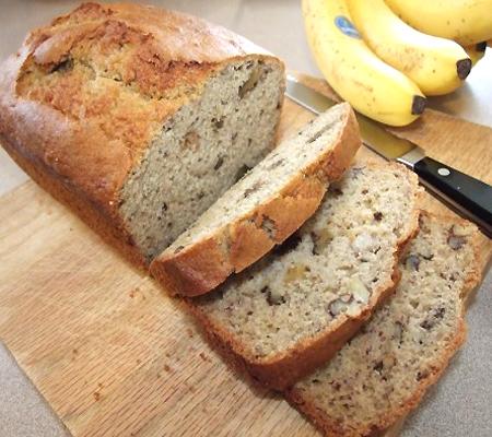 Banana Sour Cream Bread Recipes