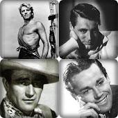 Burt Lancaster,Cary Grant,Jhon Wayne,Henry Fonda
