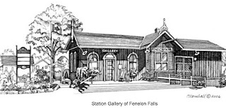 image Fenelon Falls Station Gallery