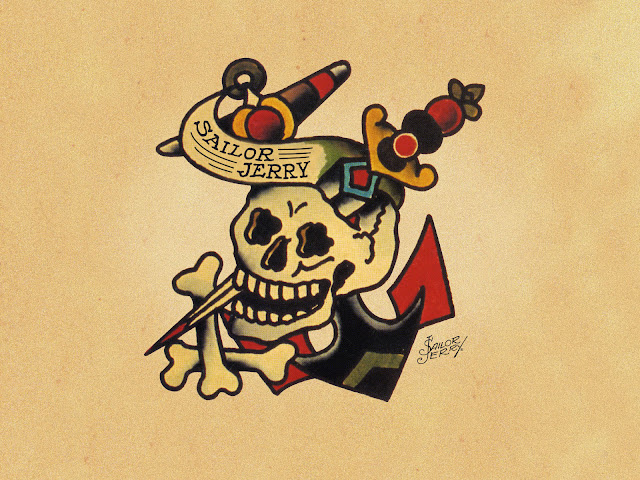 Sailor Jerry Tattoos
